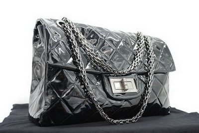 CHANEL BLK BAG 7