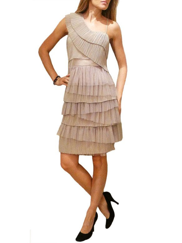BLUMARINE-BEIGE-RUFFLE-DRESS-1
