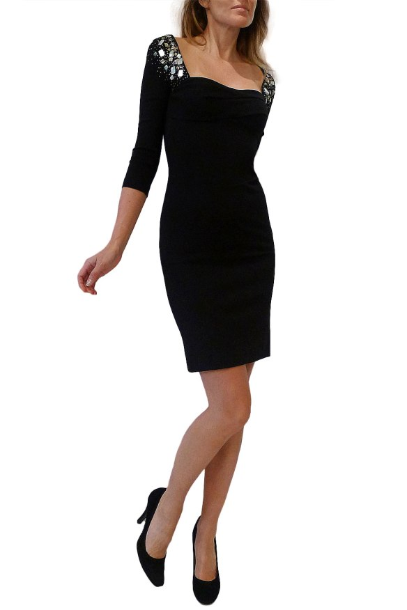 BLUMARINE-BLK-DRESS-3
